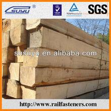 Wood Railway Sleepers/Used Railway Sleepers