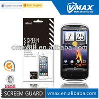 High Clear / Matte / Fingerprint proof HTC Amaze 4g screen protector