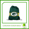 Recycled wholesale customize small drawstring mesh bag