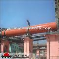 fiable horno rotatorio de cemento fabricante