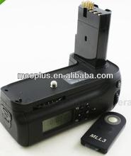 Multi power recharge LCD battery halder for Nikon D90/D80 MB-D90/D80