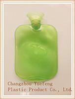 ice bag hot water bottle/hot water bottle bag/cold hot water bag