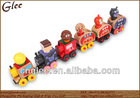 Cheap high quantity wooden toy cars for kid