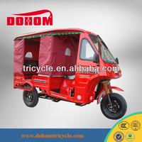Motorcycle tuk-tuks, boda-bodas, Matatus for passenger transport
