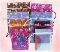 customizable popular gift velvet pouch