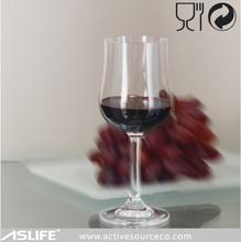 2014 High quality latest design miduim durable italian glassware