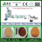 global applicable extrusora de racao flutuante peixe/Floating Fish Feed Extruder