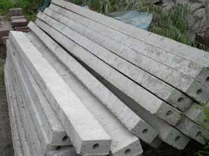 Concrete Lintels EasiWall Retaining wall Concrete Bollards - Naylor