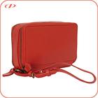 Ladies stylish real leather car purse holder