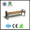 Solid wood strong garden bench(QX-143A)/garden benches for sale/garden benches cheap