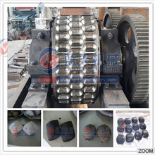 China manufacturer large capacity multifunctional strong pressure ball machine
