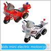 Wholesale Ride On Battery Operated Kids Mini Electric Motorcycle With all Certificates