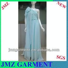 shoulder off long dress no sleeve evening dress mix color choice dress