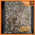 Diamantes de imitación de cristal para la decoración de prendas de vestir, zapato de adornos de piedras