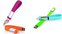 usb wristband wholesale, silicone bracelet/wristband usb flash memory/drive
