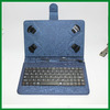 High quality tablet keyboard case micro USB