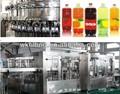 La nueva tecnología bebidasgaseosas máquinadellenado/soda máquinadellenado/espumoso agua