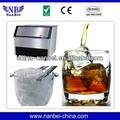 produttore professionaleindustriale cubo di ghiaccio che fa macchina peril raffreddamento