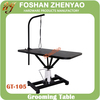 hydraulic adjustable pet dog grooming table