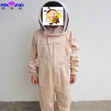 Equipamento para apicultura 100% algodão apicultura roupas
