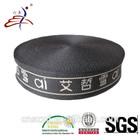 custom cotton fabric jacquard webbing belt