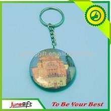 Desiugn printing key chain wholesale