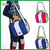 Encai New Fashion 3D Cartoon Comic Handbags/2D Shoulder Bag/Stocked 3D Bag