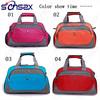 Foldable travel bag suitcase caster wheels pattern shoulder bags