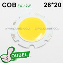12w led cob module for downlight,3 years warranty