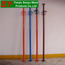 telescopic building construction steel props factory supplies