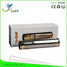 win win objective !Newest Stainless Steel Ecig Tank Mod Cigarette Uwast