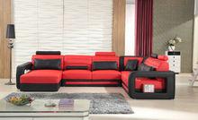 2013 Hot Sale Modern Large Size U-shaped american style living room furniture sofa set inflatable sofa 9119