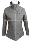 Woman's seamless winter thick jacket , womens seamless top 10 extreme winter jacket