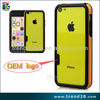 wholesale high quality PC+TPU bumper phone cover for Apple iphone 5c
