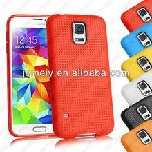 TPU honeycomb phone case for Samsung S5 i9600