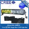 20w/40w/80w/140w/180w/220w diesel engine utv light bar IP67 china manufacturer