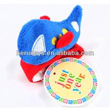 poco blu balena per il bambino a mano e su misura novicing giocattolo farcito e economici giocattolo della peluche