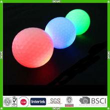 hot sell fluorescent golf ball