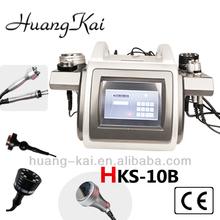 Cavitazione ultrasonica vacuum+tripolar radio frequenza bellezza& dimagrante liposuzione macchina per la perdita di peso