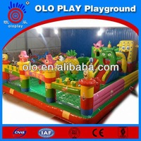 factory price HOT Sale Giant Inflatable water slide for adult