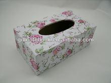 knit tissue box
