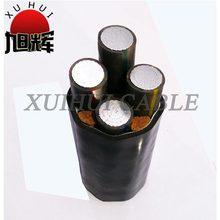 0.6/1kv 4core aluminum alloy cable tc90