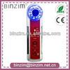 Top quality updated led mini massaged vibrator