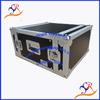 Flight case for amp/4u rack flight case/pro flight case