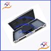 aluminum dj flight case and dj flight case with laptop tray