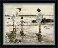 MG005 The sea of love pattern of digital paintings