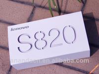 original lenovo s820 mtk6589 quad core lenovo s820 mobile phone smart phone lenovo s720 4.7'' android smartphone