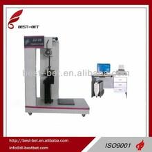 plastic innovative industrial machines impact strength tester laboratory equipment