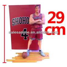 Wholesale for sale, Japanese popular cartoon,Slam Dunk Anime PVC Action Figure