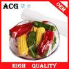 best fresh lfgb food grade silicone plastic wrap/strech film form china manufacturer